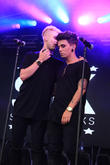 Casey Johnson and Jake Sims