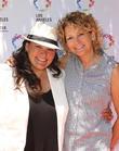 Annie Goto and Kelly Lynch