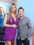 Lindsay Bronson and David Faustino