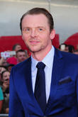 Simon Pegg and Mission Impossible