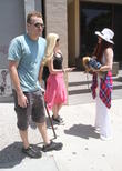 Spencer Pratt, Heidi Montag and Phoebe Price