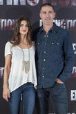 Clara Lago and Matthew Fox