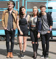 Only The Young and Parisa Tarjomani Charlie George Mikey Bromley Betsy-blue English