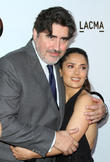 Alfred Molina and Salma Hayek