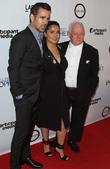 Colin Farrell, Salma Hayek and Jim Sheridan