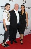 Rowan Blachard, Jim Sheridan and Salma Hayek