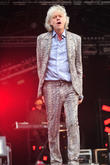Sir Bob Geldof and The Boomtown Rats