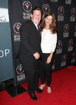 Maria Shriver and Guest