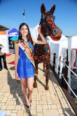Klaudia Kojouharova and Miss Berlin 2015