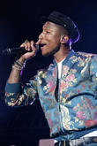 Pharrell Williams Demands Framed Picture Of Astronomer At Gigs