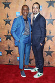 Leslie Odom Jr. To Leave 'Hamilton' With Lin-Manuel Miranda