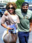 Joell Ortiz and Angela Taylor