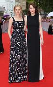 Laura Carmichael and MIchelle Dockery