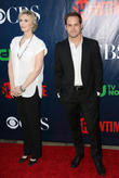 Jane Lynch and Kyle Bornheimer