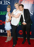 Maggie Lawson, Jane Lynch and Kyle Bornheimer