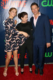 Ruth Wilson, Maura Tierney and Dominic West