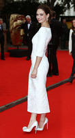 Lily James Went Backpacking After Cinderella Press Tour