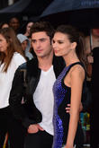 Zac Efron and Emily Ratajkowski