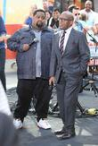 Lunchmoney Lewis and Al Roker