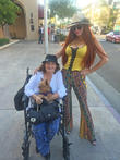 Phoebe Price and Flora Price