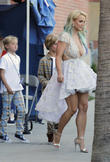 Sean Preston, Jayden James Federline and Britney Spears