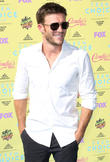 Scott Eastwood Shows Off Skin At Charity Triathalon