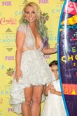 Britney Spears and Maddie Briann Aldridge