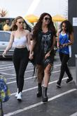 Perrie Edwards, Jesy Nelson and Leigh Anne Pinnock