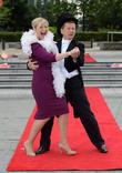 Bill Turnbull and Carol Kirkwood
