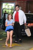 Jason Davis and Ariana Rickel
