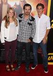 John Leguizamo, Allegra Leguizamo and Ryder Leguizamo