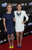 Tina Majorino and Alyson Stoner