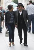 George Galloway and Putri Gayatri
