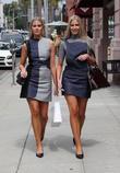 Monica Berg and Camilla Berg