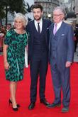 Jack Whitehall, Parents, Michael Whitehall and Hilary Whitehall