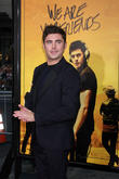 Zac Efron: 'I'll Never Be Able To Date'