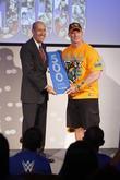 David Williams and John Cena