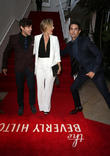 Kevin Manno, Ali Fedotowsky and Ryan Sweeting