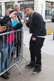 Shea Jackson at BBC Portland Place