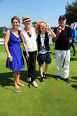Lucy Diakovska, Sarah Wiener, Suzanne Von Borsody and Wolfgang Stumph