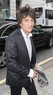 Ronnie Wood at BBC Western House