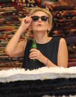 Sharon Stone at beverly hills