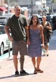 Tim Commerford and Aleece Dimas