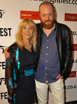 Toyah Willcox and Steve Oram