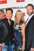 Howard J Ford, Angela Dixon and Glenn Salvage