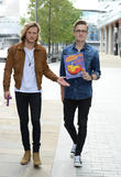 Tom Fletcher and Dougie Poynter
