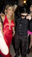 Jenna Urban and Corey Feldman