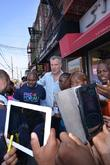 Mayor De Blasio and First Lady Chirlane Mccray