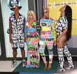 Amber Rose, Blac Chyna and Guests