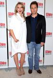 Nina Arianda and Sam Rockwell